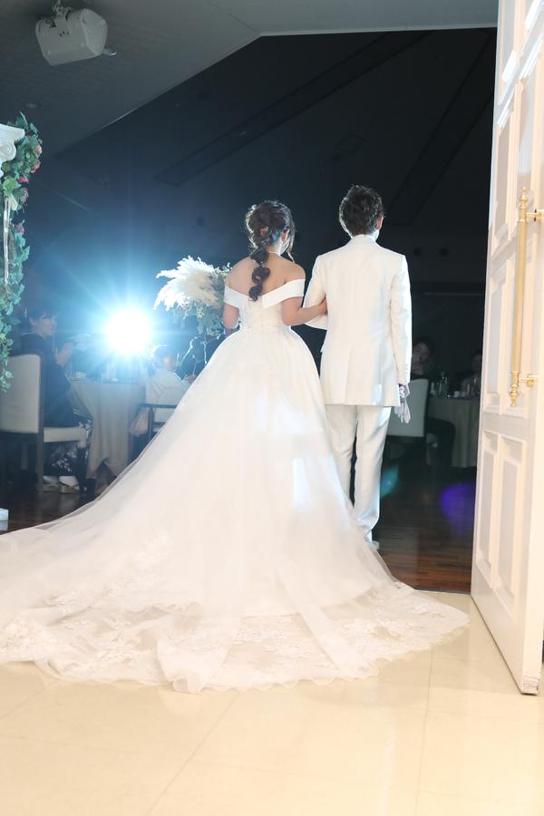 ティンカーベル 結婚式 山梨