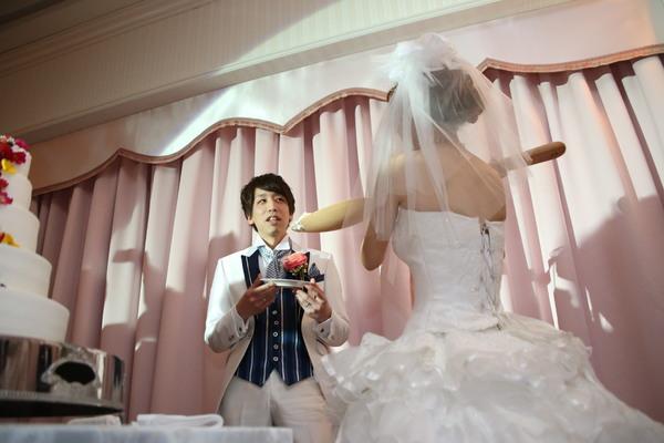 ティンカーベル 結婚式 先輩カップルの声
